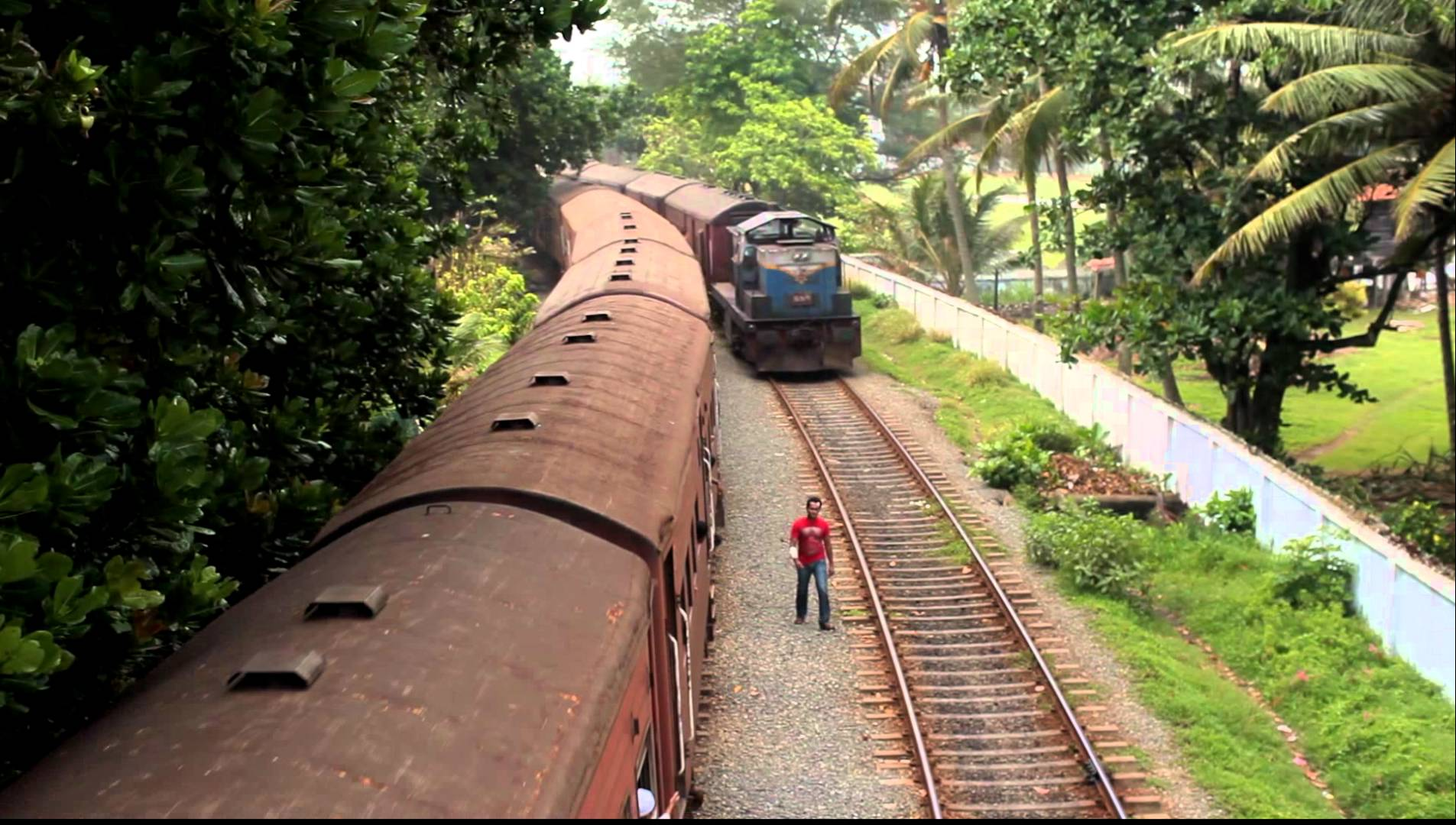 Three killed, another injured after being hit by trains