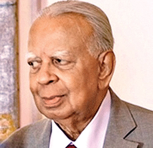 No need of divisive constitution: Sampanthan