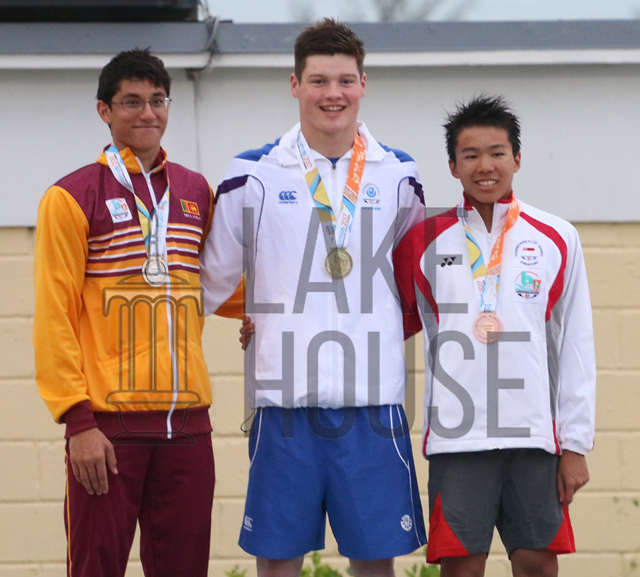 Abeysinghe wins silver at Commonwealth Youth Games