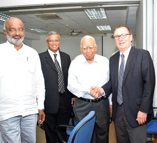UN Under-Secretary-General for Political Affairs meets Sampanthan