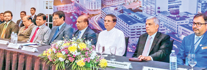Presidents of Law Associations in Asia Summit held in Colombo