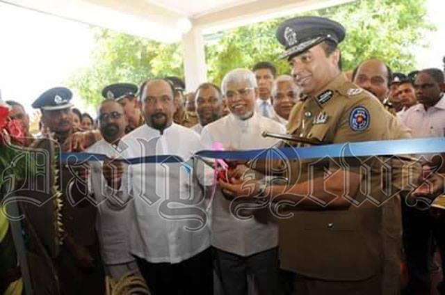 Vellaveli Police Station reopens after 31 years