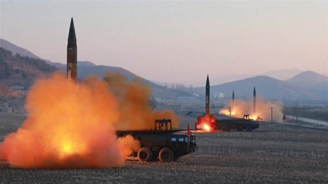 President orders inquiry into Foreign Ministry tweet condemning North Korea missile