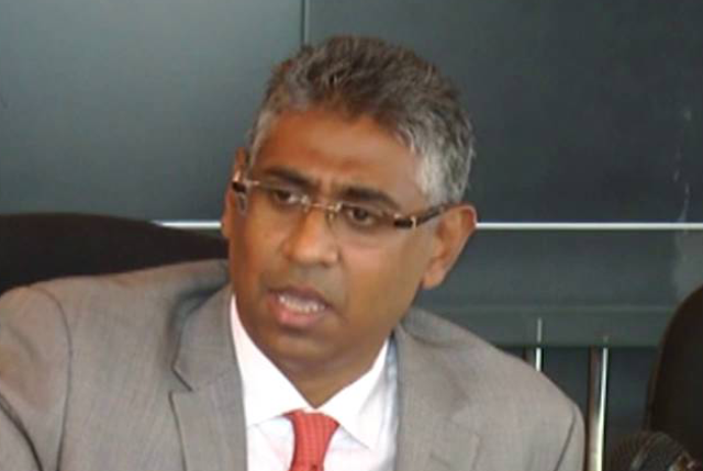 Faiszer declines to comment on Ravi: 'Wait till the Commission concludes its inquiry'