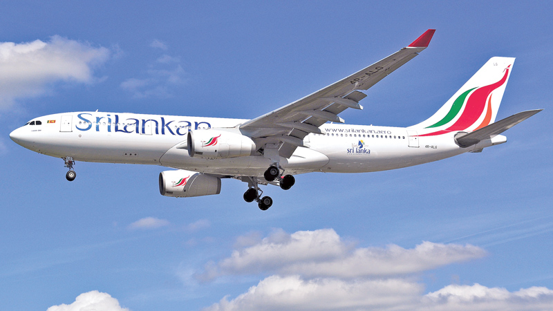 SriLankan in talks with 3 airlines
