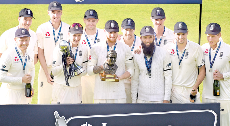 Ali bowls England to South Africa series win