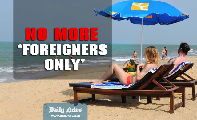 No more 'Foreigners Only': Government will intervene in favour of locals
