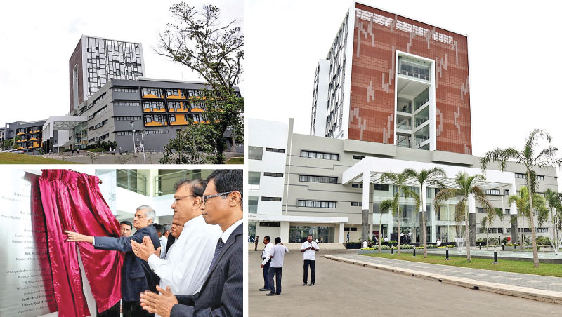 Technological Institute of the Moratuwa University opened