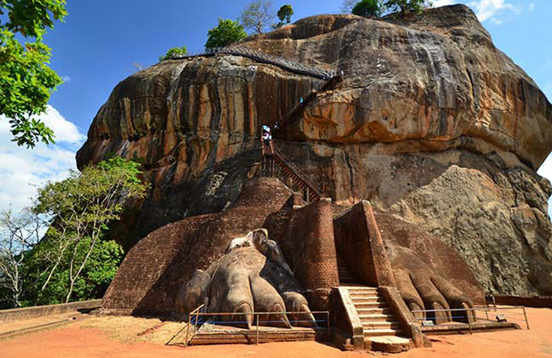 Report outlines problems facing sustainability of Sigiriya Rock Fortress
