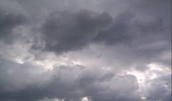 Cloudy skies and showers expected across the island