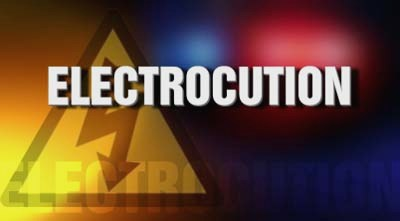 Mother and child electrocuted