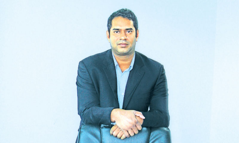 Founder and Chief Executive  of Direct Pay Kanishka Weeramunda