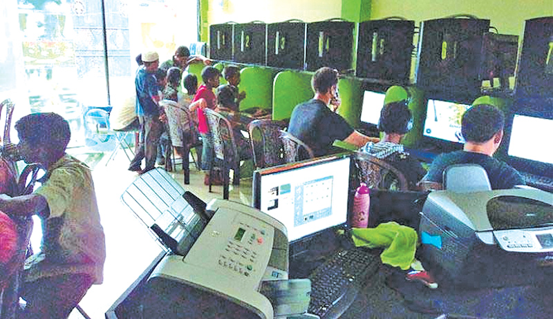 The gender disparity has grave  consequences  for the future careers envisioned by these child IT users