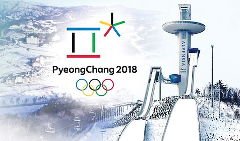 Home to 2018 Winter Olympics and Paralympics