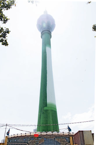 Fp Lotus Tower To Open Soon