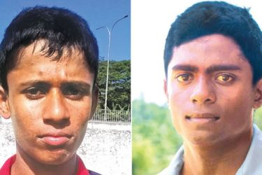 Lasitha Udage ten-wicket haul for St Mary's Kegalle. and Sandaruwan Dharmaratne match bag of 13 wickets for St Anthony's Katugastota