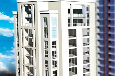An image of the ongoing Mixed development Project