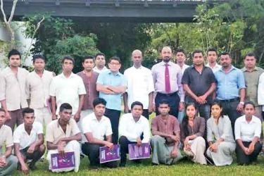 Sigiriya Jungles Supports Professional Service Excellence Training