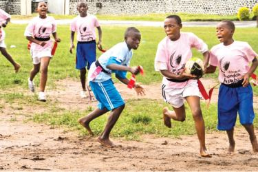 Bar the occasional game between expats, the sport was virtually non-existent in the East African country before 2001.