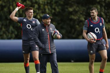 Former All Black Zinzan Brooke has questioned the legitimacy of England's unbeaten streak. Eddie Jones is yet to lose as England head coach, guiding them to 16 of their 17 straight wins