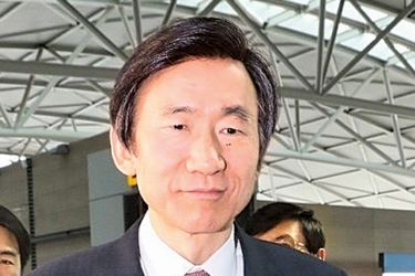 South Korean Foreign Minister Yun Byung-se