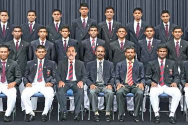 Kingswood College cricket team