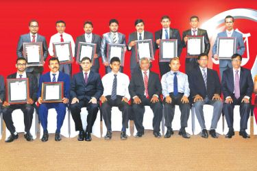 The 13 Accredited Learning Partners of CA Sri Lanka.