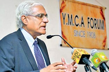 Central Bank Governor Dr. Indrajit Coomaraswamy