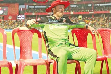 AB de Villiers reflecting on a poor season with Royal Challengers Bangalore (RCB)