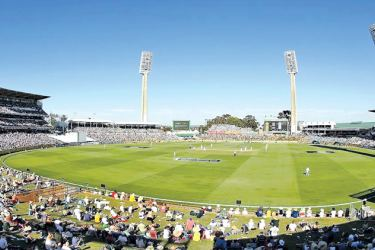 The last time Australia played England at the Waca Ground in Perth, the hosts won back the Ashes urn in 2013. Picture courtesy - Getty Images