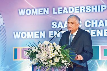 Prime Minister Ranil Wickremesinghe. Picture by Kelum Liyanage