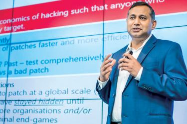 Assistant General Counsel and Regional Director, Digital Crimes Unit (DCU), Microsoft Asia, Keshav Dhakad
