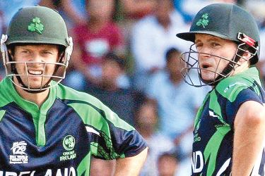 Ed Joyce and captain William Porterfield will get a long-awaited opportunity to play Test cricket for Ireland
