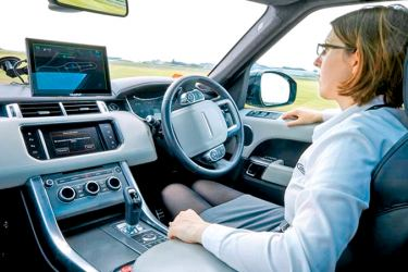 In car autonomous driving