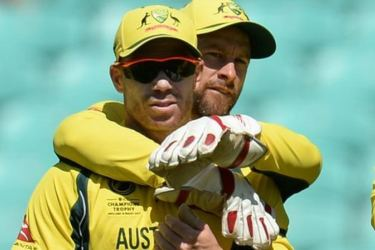 David Warner has been vocal in his support of the cricketers' union.