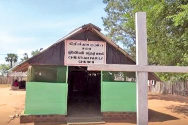 Father Kanapathi Pulle Selvam's church