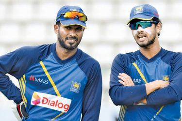 Upul Tharanga (ODIs & T20Is) and Dinesh Chandimal (Tests) entrusted with the responsibility of leading Sri Lanka out of its present predicament.