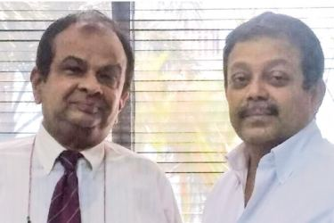 Equity Investments Lanka Ltd Chief Executive Officer, H. Peiris and Managing Director, Dinal Peiris.