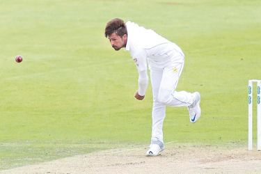 Mohammad Amir five wickets for Essex