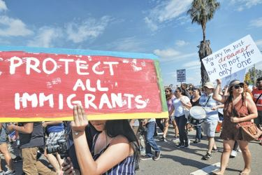Young immigrants prepare for the worst if Trump ends protections.