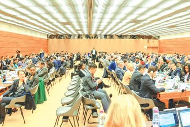 Fifth Session of UNCTAD key Annual Meeting in Geneva