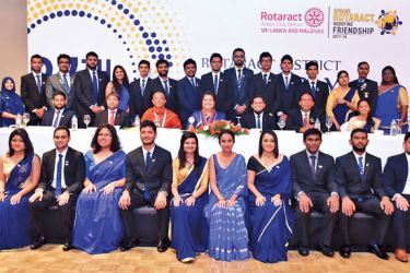District Rotaract Committee for the year 2017.