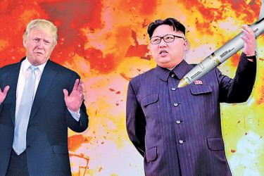 Why Donald Trump isn't scared of North Korea launching a nuclear missile.