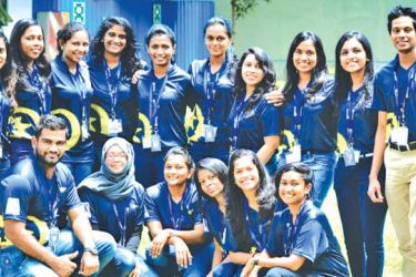 Unilever SPARKS student ambassadors from the current batch
