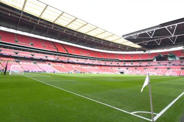 Wembley is one of 12 venues hosting Euro 2020 fixtures