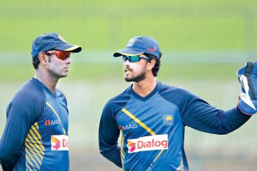 The Sri Lanka captaincy in future will be in the hands of two of the most experienced players Angelo Mathews and Dinesh Chandimal.
