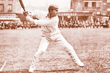 On day one of the 1902 Old Trafford Test, Australia's Victor Trumper became the first ever batsman to score a century before lunch.