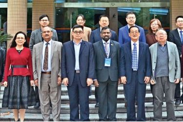 Participants of the Research Conferenceof the International Conference on Regional Security of Indian Ocean