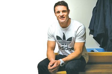 Dan Carter is widely  considered the greatest fly-half in rugby history