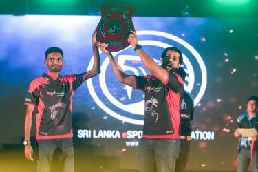 Phoenix Gaming defends eSports championship title at Sri Lanka Cyber Games 2017 organized by Gamer.LK
